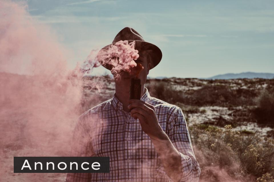 Bliv sundere ved at udskifte røg med damp