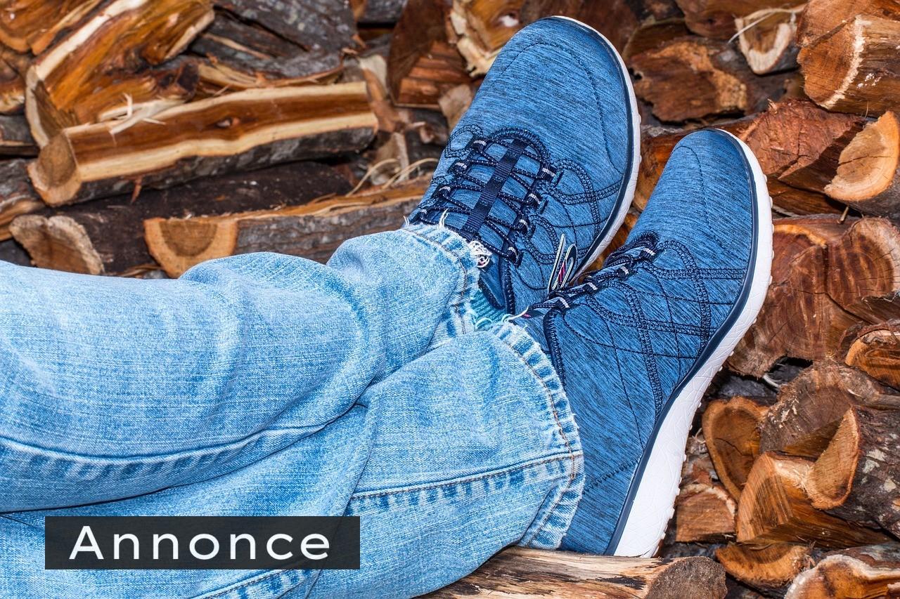 3 grunde til, at du skal gå i ordentlige sko