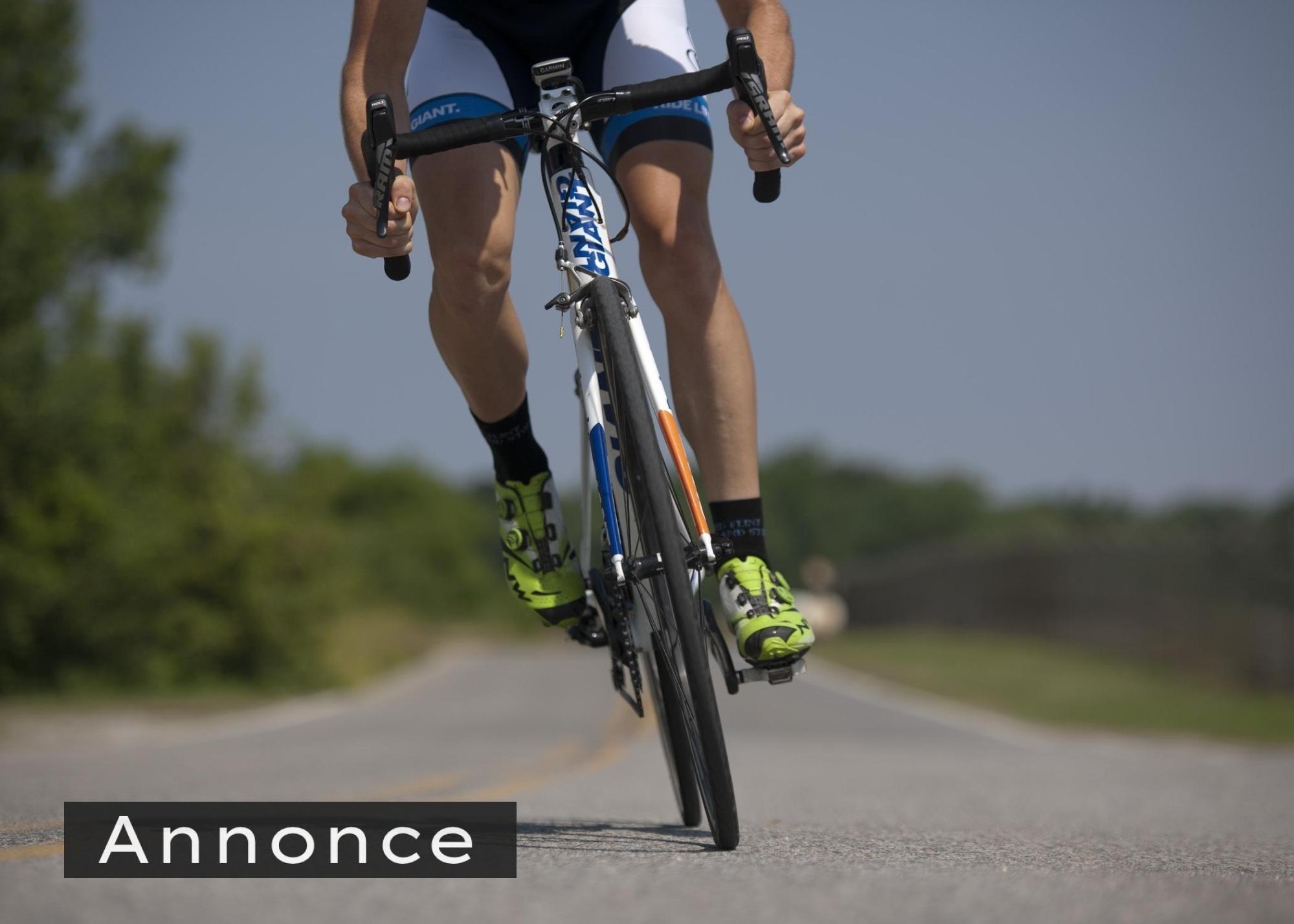 5 sundhedsfordele ved at cykle