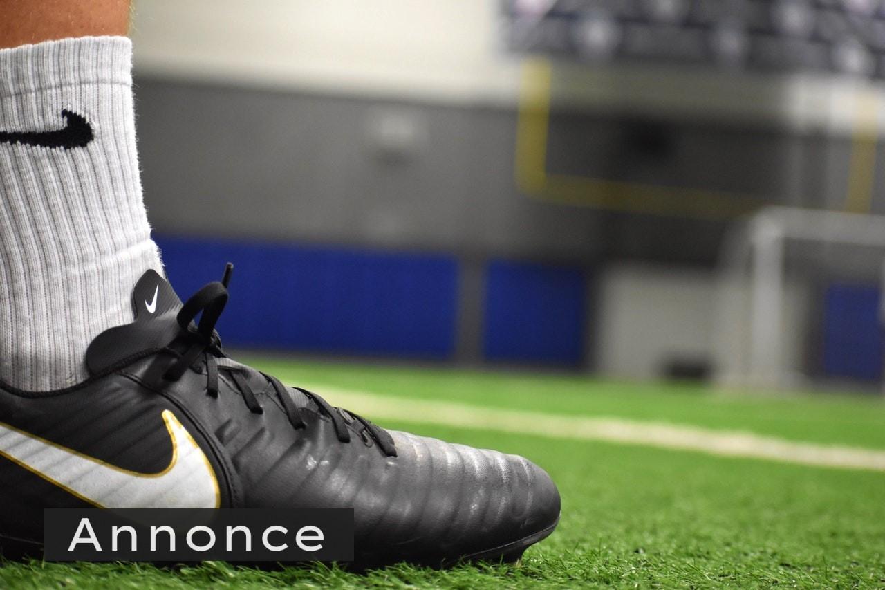 Derfor leverer Nike de mest populære fodboldstøvler