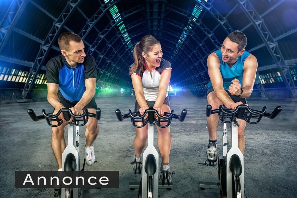 Derfor skal du vælge en spinningcykel, når du skal motionere