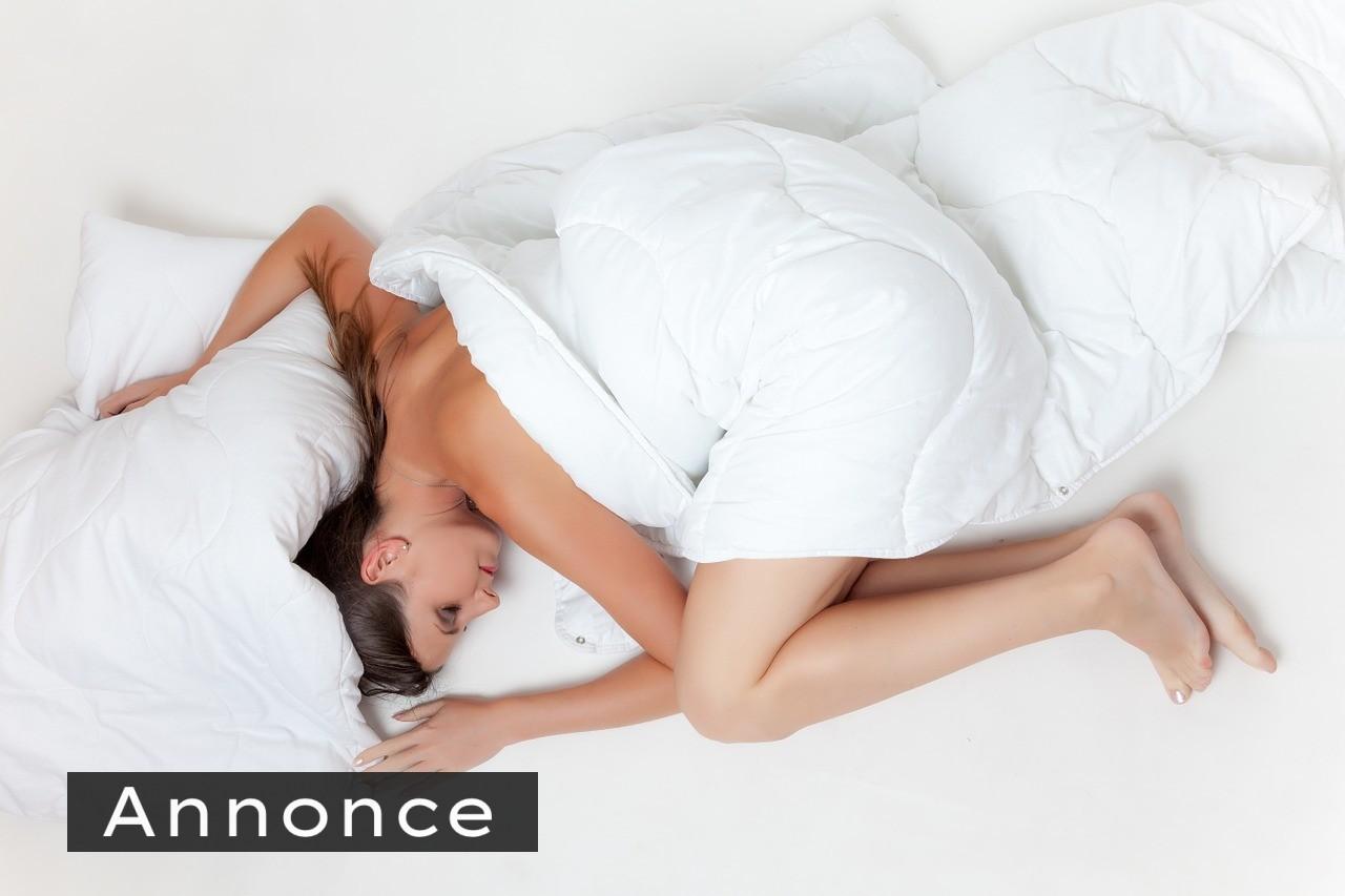 Fysisk velbehag med sund nattesøvn
