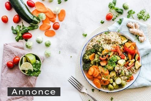 Sådan gør du sund kost til en del af hverdagen
