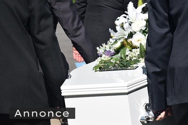 Hvordan foregår en begravelse?
