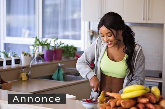 Få styr på kosten og træningen