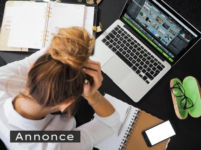 Skru ned for stress i hverdagen med 3 lette trin