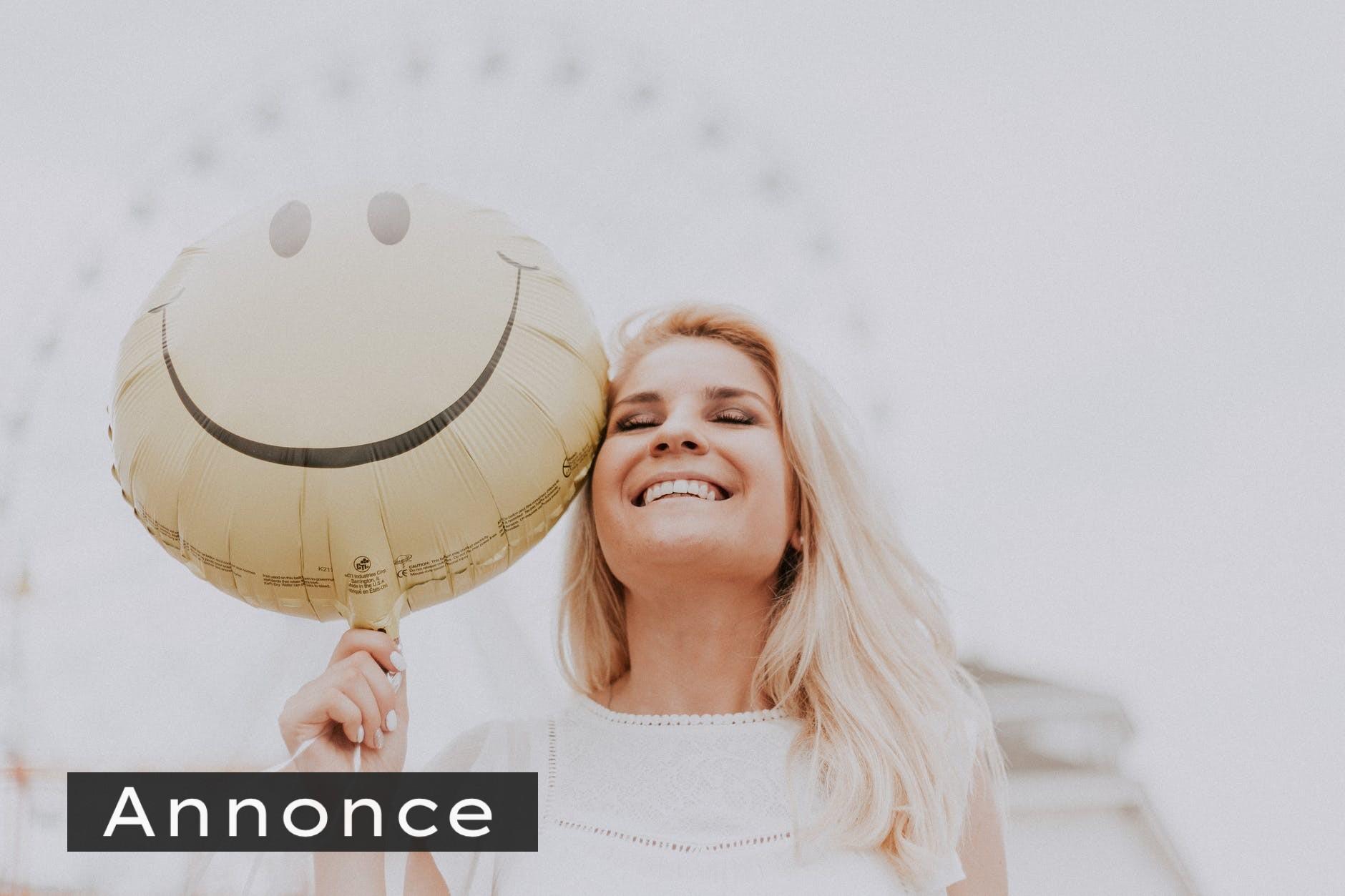 Tips til at blive mere glad